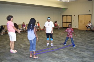 Individualized Jump Rope Skills