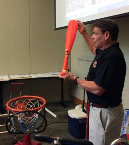 "Bill Specht, ""Adapting and modifying PE Equipment for Special Needs"""